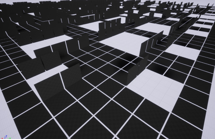 Grid with Walls